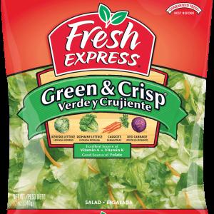 Green & Crisp Salad