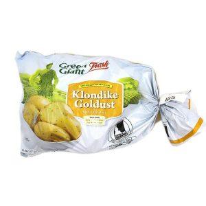 Potato Yukon
