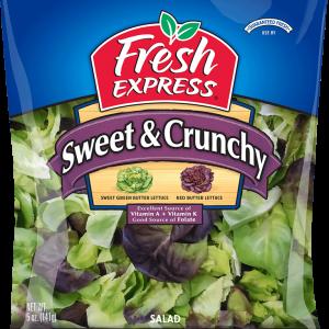 Sweet & Crunchy Salad