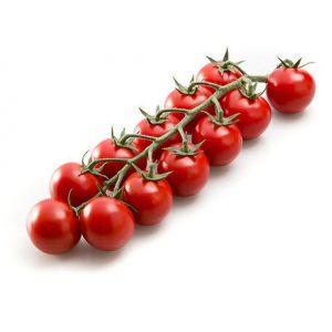 Organic Tomato Cherry On The Vine